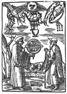 księgi szóste, część trzecia o znakach i planetach'
