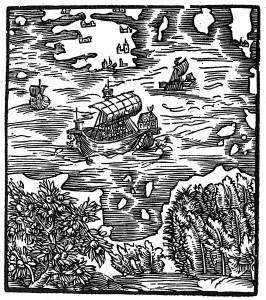 okręty z kruszczynami Siennik'